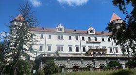 Castillo de Konopiště, foto: Martina Schneibergová