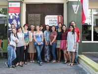 Курсы чешского, организованные Чешским центром в Киеве, фото: Чешский центр в Киеве