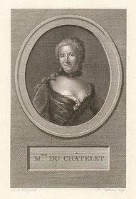 Emilie Du Châtelet, source: public domain