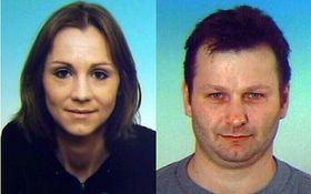 Dagmar Tauchenová et Pavel Tauchen, photo: CTK