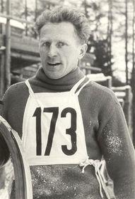 Horst Urban, foto: archiv TJ Jiskra Jeseník