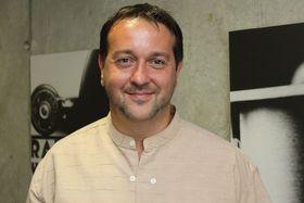 Rastislav Maďar (Foto: Adam Kebrt, Archiv des Tschechischen Rundfunks)