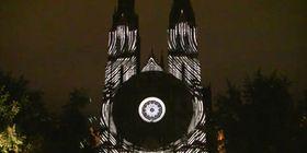 St.-Ludmila-Kirche auf dem Platz Náměstí Míru (Foto: YouTube)