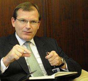 Primer viceministro de Defensa, Jiří Šedivý. Foto: ČTK