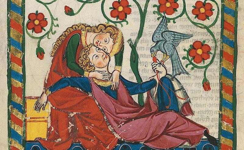 Foto: Codex Mannese, public domain