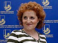 Vlasta Parkanová, foto: ČTK