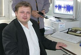 Mikuláš Kroupa, photo: Archives de ČRo - Radio Prague