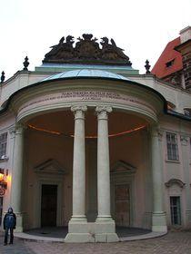 The noble women's institute, photo: Kristýna Maková, Czech Radio - Radio Prague