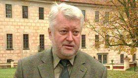Josef Šťáva, photo: ČT