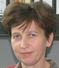 Wissenschaftlerin Eva Benková, die Ehefrau von Jiří Friml (Foto: www.vib.be)
