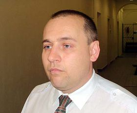 Viceprezident Soudcovské unie Petr Franc, foto: Autor