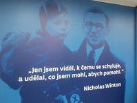 Nicholas Winton, photo: Martina Schneibergová