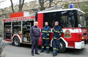 Пожарные, равно как полицейские и тюремщики, не могут бастовать