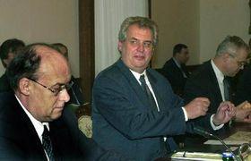 Jednání Bezpečnostní rady státu, Foto: ČTK