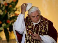 Papa Benedicto XVI, foto: ČTK