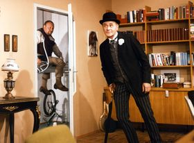 """Ota Hofman als """"Pan Tau"""" (Foto: Tschechisches Fernsehen)"""