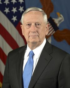 James Mattis, photo: Monica King / United States Department of Defense, public domain