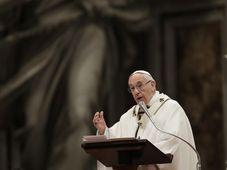 Pope Francis, photo: CTK