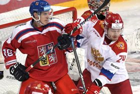 Czech Republic - Russia, photo: CTK