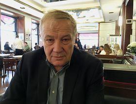 Martin Palouš, photo: Ian Willoughby