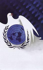 Cartel de la exposición 'Por un mundo mejor'