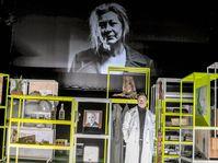 "Vorstellung ""Operation Kamen"" (Foto: Sebastian Hoppe, Archiv des Staatstheaters Dresden)"