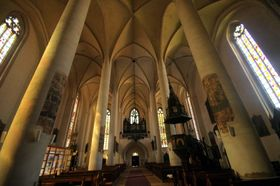 St. Nikolaus Kirche in Cheb / Eger (Foto: donald judge, Flickr, CC BY 2.0)