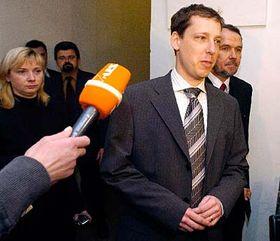 Stanislav Gross, primer ministro checo (Foto: CTK)