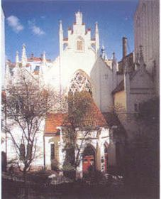 Maisel Synagogue in Prague