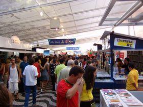 La Feria del Libro de Porto Alegre, foto: Rodrigo H. Castilhos, Wikimedia Commons, Public Domain