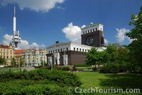 Jiřího z Poděbrad square, photo: CzechTourism