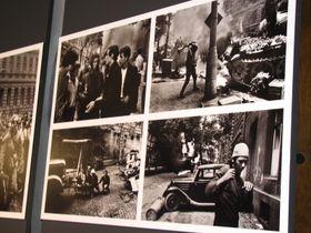 Z výstavy Invaze 68, foto: autor
