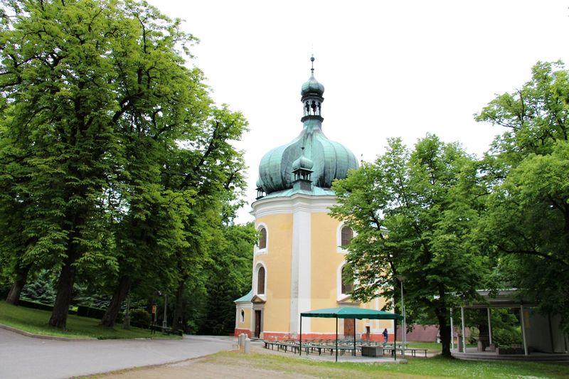 Костел Девы Марии, Фото: Filip Černý, ČRo