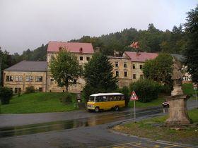 Jáchymov, foto: Miloš Hlávka, Creative Commons 3.0