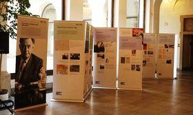 Ausstellung über Ernst Paul (Foto: Archiv der Friedrich-Ebert-Stiftung)
