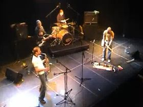 Lucien Dubuis Trio (Foto: YouTube)