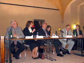 El evento cultural Kafka - Borges en Praga