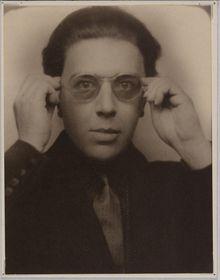 André Breton, photo: public domain