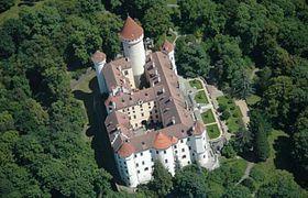 Konopiště Chateau, photo: CzechTourism