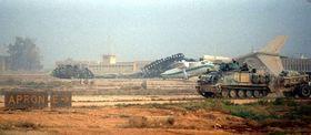 Aeropuerto de Bagdad, foto: CTK
