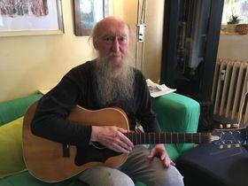 музыкант Ярослав Ероним Недуга, фото: Вероника Главачкова, ЧРо