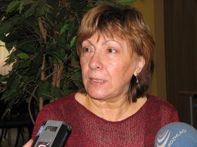 Přítelkyně Ladovy rodiny Zdena Burianová, která dříve pracovala vLadově památníku.