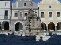 The Column of the Virgin Mary