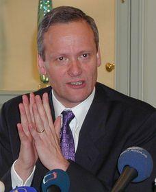 Cyril Svoboda, ministro de RR.EE. checo