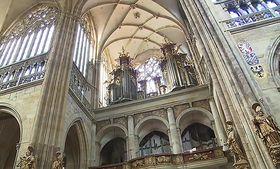 Un nuevo órgano para exaltar la Catedral de San Vito, foto: ČT