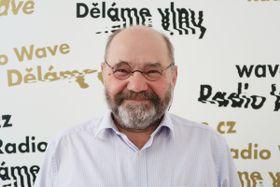 Иван Вавржик, фото: Яна Гаева, Чешское Радио