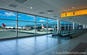 Letiště Václava Havla, foto: CzechTourism