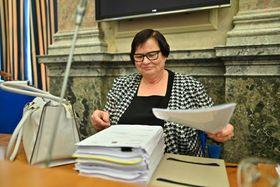 Marie Benešová (Foto: Archiv des Regierungsamtes der Tschechischen Republik)