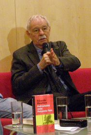 Eduardo Mendoza, foto: Dominika Bernáthová