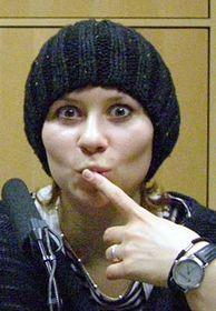 Jana Kovalčíková (Foto: autor)